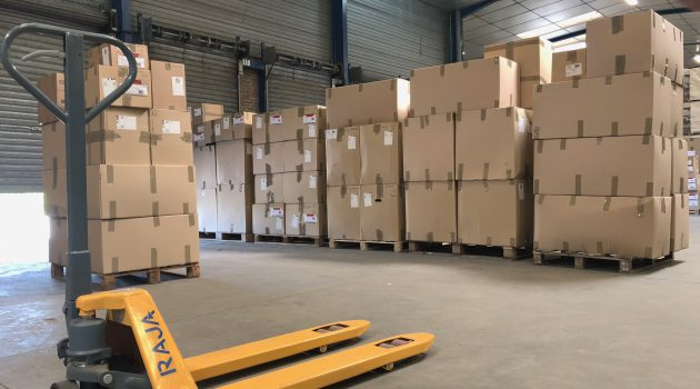 photo de notre entrepôt